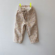 Flower Pants <br>natural<br>『viviennelee』<br>20FW<br>定価<s>4,900円</s>