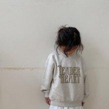 Tender Sweatshirt<br>oatmeal<br>『viviennelee』<br>20FW <br>定価<s>3,200円</s>