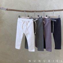 Rib fur leggings<br>4 color<br>『nunubiel』<br>20FW 【STOCK】<br>S/L