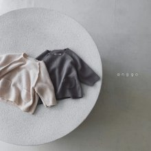 Pudding T<br>2 color<br>『anggo』<br>20 FW 【STOCK】
