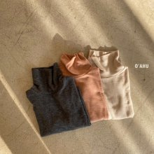 Wool Polar T<br>3 color<br>『O'ahu』<br>With Mom<br>20FW 【PRE ORDER】
