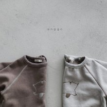 Squirrel Sweatshirt<br>2 color<br>『anggo』<br>20 FW<br>定価<s>2,500円</s><br>