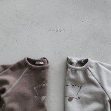 Squirrel Sweatshirt<br>2 color<br>『anggo』<br>20 FW<br>定価<s>2,500円</s><br>