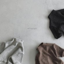 Dolce T<br>3 color<br>『anggo』<br>20 FW <br>定価<s>2,900円</s><br>XS/S/M