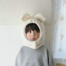Mouse warm hat<br>3 color<br>『Buter cup』<br>20 FW 【STOCK】