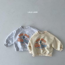 Rose Ball Sweatshirt<br>2 color<br>『lala land』<br>21 SS