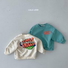 Angels Sweatshirt<br>2 color<br>『lala land』<br>21 SS
