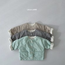 Army Cotton Jacket<br>3 color<br>『lala land』<br>21 SS<br>定価<s>4,400円</s><br>Mint /L
