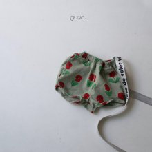 bobo short pt<br>red flower<br>『guno・』<br>21SS