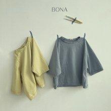 Muji Raglan T<br>2 Color<br>『BONA』<br>21SS