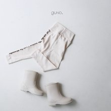 spring leggings<br>Ivory<br>『guno・』<br>21SS