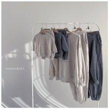 Soft T&jorge pants<br>with MOM<br>3 color<br>『nunubiel』<br>21SS
