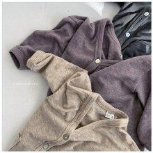 Natural cardigan<br>3 color<br>『nunubiel』<br>21SS