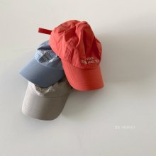 Toy cap<br>3 color<br>『de marvi』<br>21SS 【Stock】