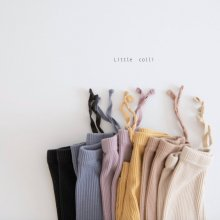 Spring lib leggings<br>6 color<br>『Little Colli』<br>21SS 【Stock】