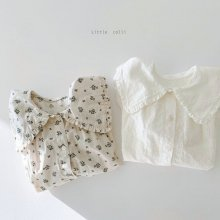 Anjou Blanc BL<br>2 color<br>『Little Colli』<br>21SS<img class='new_mark_img2' src='https://img.shop-pro.jp/img/new/icons13.gif' style='border:none;display:inline;margin:0px;padding:0px;width:auto;' />