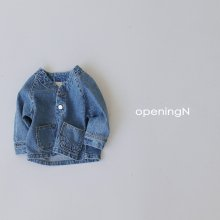 illubia denim jacket<br>『OpeningN』<br>21SS<img class='new_mark_img2' src='https://img.shop-pro.jp/img/new/icons13.gif' style='border:none;display:inline;margin:0px;padding:0px;width:auto;' />