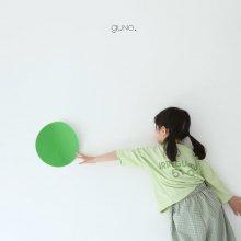 579 T<br>light green<br>『guno・』<br>21SS<br>定価<s>2,200円</s>