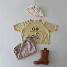 gogo T <br>light yellow<br>『guno・』<br>21SS 【Stock】
