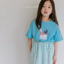 Market T<br>with MOM<br>2 color<br>『lala land』<br>21SS