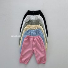 Lala sausage pt<br>6 color<br>『lala land』<br>21SS