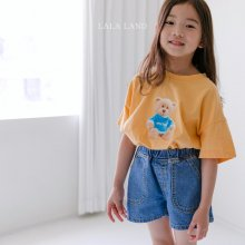 GD Bear T<br>with MOM<br>2 color<br>『lala land』<br>21SS
