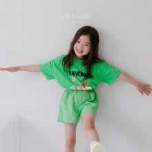 Ramonds T<br>2 color<br>『lala land』<br>21SS