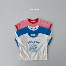 Color surfer T<br>3 color<br>『lala land』<br>21SS