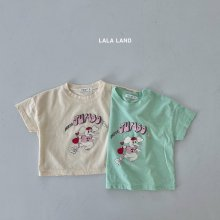 Jumbo elephant T<br>2 color<br>『lala land』<br>21SS