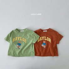 Baylor T<br>2 color<br>『lala land』<br>21SS