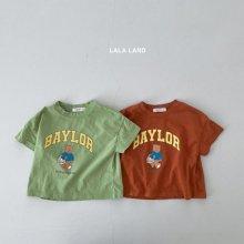 Baylor T<br>2 color<br>『lala land』<br>21SS