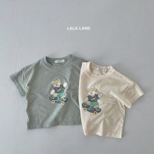 S'Board Bear T<br>2 color<br>『lala land』<br>21SS