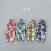 Go check pt<br>4 color<br>『lala land』<br>21SS