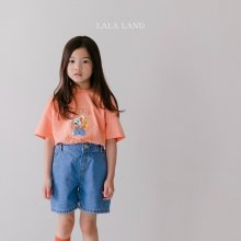 Savusabu denim pt<br>2 color<br>『lala land』<br>21SS