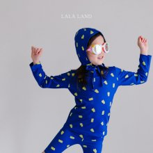 Bear Rash Guard set<br>『lala land』<br>21SS