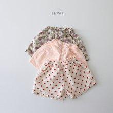 different shorts<br>neon orange check<br>『guno・』<br>21SS
