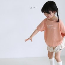 Muji T<br>peach<br>『guno・』<br>21SS<img class='new_mark_img2' src='https://img.shop-pro.jp/img/new/icons13.gif' style='border:none;display:inline;margin:0px;padding:0px;width:auto;' />