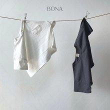 Muji pocket T<br>2 Color<br>『BONA』<br>21SS
