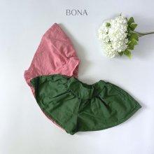 Point linen skirt pants<br>2 Color<br>『BONA』<br>21SS