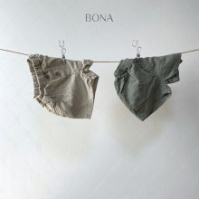 Button Linen PT<br>2 Color<br>『BONA』<br>21SS
