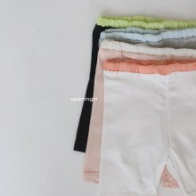 Mix leggings<br>4 color<br>『OpeningN』<br>21SS