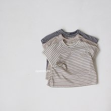 lime stripe T<br>3 color<br>『OpeningN』<br>21SS