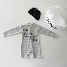 guno boy swimsuit<br>『guno・』<br>21SS
