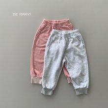 Sunday pants<br>2 color<br>『de marvi』<br>21SS