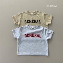 General T<br>2 color<br>『de marvi』<br>21SS
