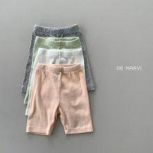 21 manner leggings<br>4 color<br>『de marvi』<br>21SS