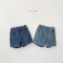 MHL denim shorts<br>2 color<br>『O'ahu』<br>21SS