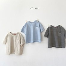 Standard Pigdying T<br>3 color<br>『O'ahu』<br>21SS