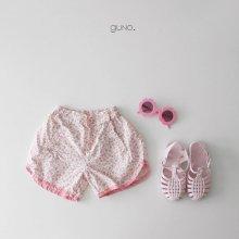 flower shorts<br>Pink<br>『guno・』<br>21SS