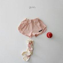 muji shorts <br>Pink<br>『guno・』<br>21SS